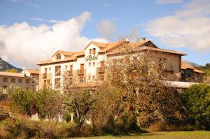 Hotel Arnal, Отели  Эскалона - big - 28