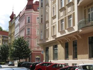 Apartmány Ekaterinburg, Apartmány  Karlovy Vary - big - 21