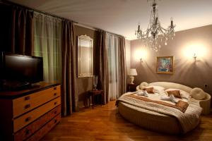Aparthotel Oberża, Апарт-отели  Краков - big - 42