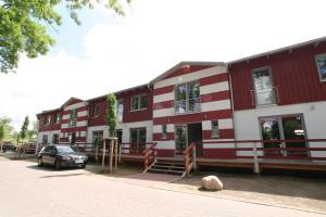 Appartement Werft & Meehr Bootsbau Rugen
