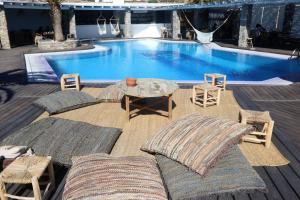 San Giorgio Mykonos - Design Hotels, Hotel  Paraga - big - 47