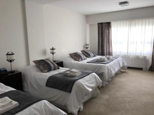 Comfort Quadruple Room O2 Hoteles Mar del Plata