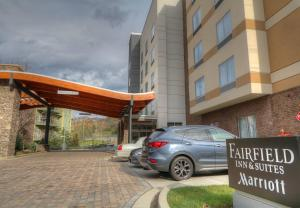 Fairfield Inn & Suites by Marriott Gatlinburg Downtown - Hotel - Gatlinburg
