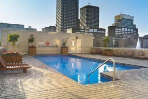 Bleury Furnished Apartments - Montréal