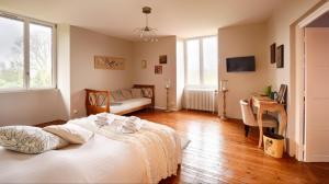 Le Jardin Suspendu B&B, Отели типа «постель и завтрак» - Montfaucon