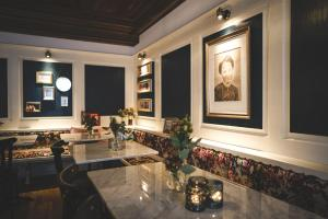 Hotel Mirabeau, Отели  Церматт - big - 80