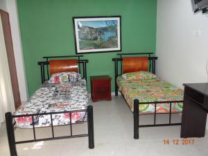 Casa cómoda, buena ubicación, Загородные дома  Картахена-де-Индиас - big - 25