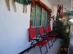 Casa cómoda, buena ubicación, Загородные дома  Картахена-де-Индиас - big - 12