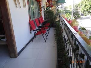 Casa cómoda, buena ubicación, Загородные дома  Картахена-де-Индиас - big - 14