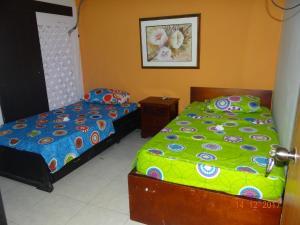 Casa cómoda, buena ubicación, Загородные дома  Картахена-де-Индиас - big - 23