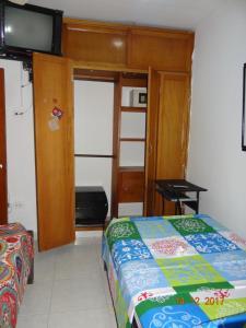 Casa cómoda, buena ubicación, Загородные дома  Картахена-де-Индиас - big - 19