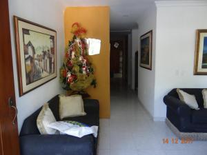 Casa cómoda, buena ubicación, Загородные дома  Картахена-де-Индиас - big - 15