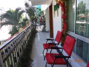 Casa cómoda, buena ubicación, Загородные дома  Картахена-де-Индиас - big - 13