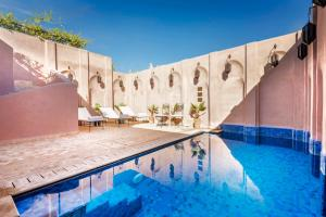 Almaha Marrakech Restaurant & SPA - Hotel - Marrakech