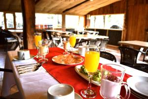 Llaimadomo Lodge, Lodge  Melipeuco - big - 30