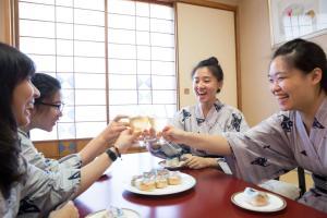 Hotel New Tsuruta, Ryokans  Beppu - big - 64