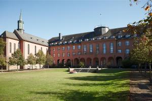 Robert-Schuman-Haus - Aach