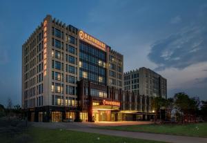 obrázek - Vienna Best Sleep International Hotel (Shenzhen New Airport Branch)