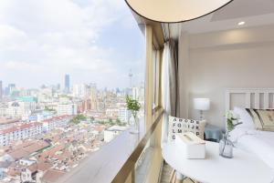 Shanghai Peng Xia Service Apartment, Ferienwohnungen  Shanghai - big - 19