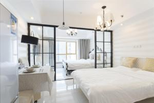 Shanghai Peng Xia Service Apartment, Ferienwohnungen  Shanghai - big - 21