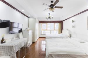 Shanghai Peng Xia Service Apartment, Ferienwohnungen  Shanghai - big - 22