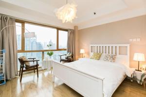 Shanghai Peng Xia Service Apartment, Ferienwohnungen  Shanghai - big - 3