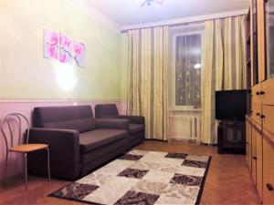 Apartment on Na Chiernoi riechkie - Novaya Derevnya