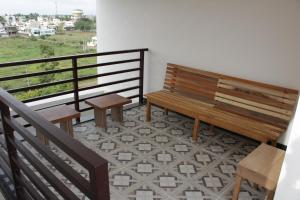 Sam's Terrace, Appartamenti  Chikmagalūr - big - 31