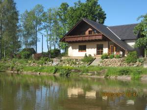 Ferienhaus Chalupa Zlate Pisky Nové Křečany Tschechien