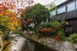Riverside Takasegawa North, Holiday homes  Kyoto - big - 25