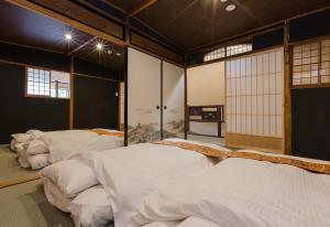 Riverside Takasegawa North, Holiday homes  Kyoto - big - 28