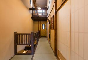 Riverside Takasegawa North, Дома для отпуска  Киото - big - 31