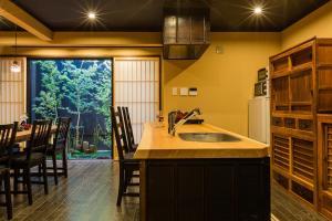 Riverside Takasegawa North, Holiday homes  Kyoto - big - 42