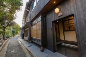 Riverside Takasegawa North, Дома для отпуска  Киото - big - 54