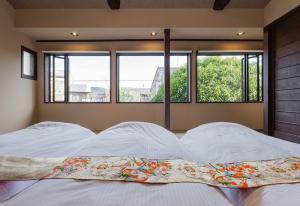Riverside Takasegawa North, Holiday homes  Kyoto - big - 62