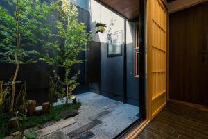 Riverside Takasegawa North, Holiday homes  Kyoto - big - 63