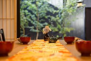 Riverside Takasegawa North, Holiday homes  Kyoto - big - 64