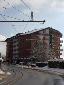 Balcon du Chablais studio