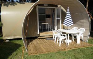 Location gîte, chambres d'hotes Camping Le Cardinal dans le département Indre et Loire 37