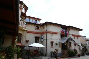 Hotel Voila, Hotel  Constanţa - big - 41