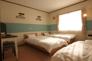 Lodge Hahnenkamm - Hotel - Nozawa Onsen