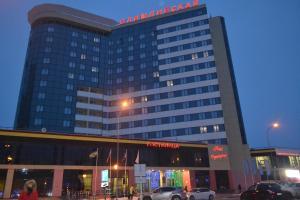 Отель Олимпийская, Ханты-Мансийск