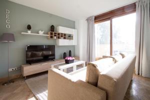 Apartamentos Villablino Arturo Soria, Апартаменты  Мадрид - big - 4