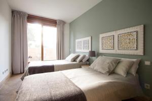 Apartamentos Villablino Arturo Soria, Апартаменты  Мадрид - big - 13