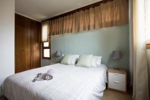 Apartamentos Villablino Arturo Soria, Апартаменты  Мадрид - big - 15