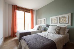 Apartamentos Villablino Arturo Soria, Апартаменты  Мадрид - big - 14