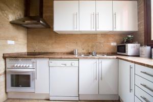 Apartamentos Villablino Arturo Soria, Апартаменты  Мадрид - big - 17