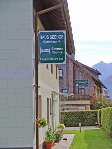 Haus Seehof, Pensionen  Sankt Gilgen - big - 17