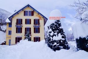 Le Chalet Joly - Hotel - Brides-les-Bains