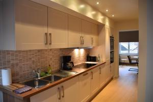 Duplex Appartment Bruges Centre, Апартаменты  Брюгге - big - 3